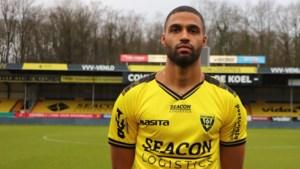 Zweedse verdediger Da Graca (22) van IFK Göteborg naar VVV