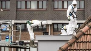 Overal minder asbestdaken gesaneerd, in Limburg valt het nog mee