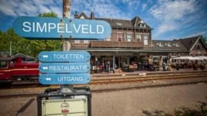 Museale topstukken uit het spoorverleden en rode lampenpoetser moeten toerist naar station Simpelveld lokken