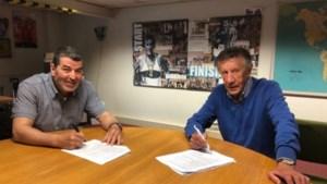 Kakertse Boys verlengt contract trainer Ben Labyed