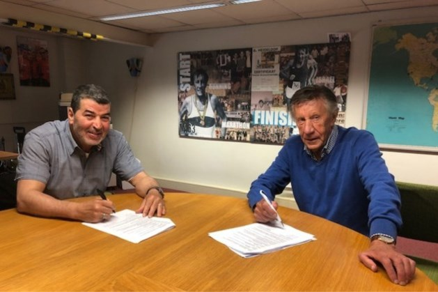 Kakertse Boys verlengt contract trainer Ben Labyed