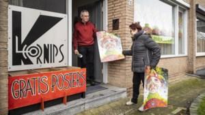 Alternatieve Limburgse carnavalsposter valt in de smaak