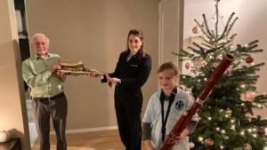 Nieuwe muziekinstrumenten voor harmonie St. Agnes uit Bunde