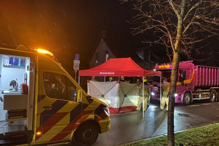 Voetganger overleden na ongeluk met vrachtwagen in Swalmen