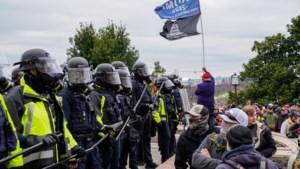Politie Capitool was totaal niet voorbereid op ongeregeldheden