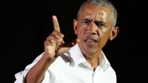 Obama: Trump zette aan tot het geweld bij het Capitool