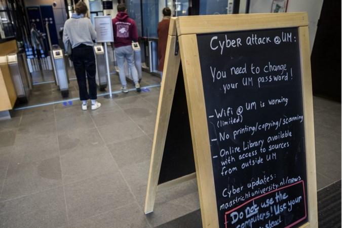 Universiteit Maastricht steekt sinds computeraanval één miljoen euro meer in ICT-beveiliging