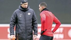 PSV-coach Schmidt: ik denk niet dat de race alleen tussen Ajax en ons gaat