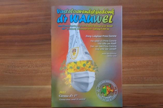 Een alternatieve Kerkraadse Vasteloavondstsiedónk D'r Wauwel in coronatijd