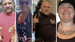 Deze vier Trump-fans overleefden de bestorming van het Capitool niet