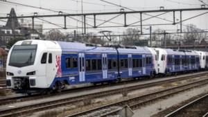Geen treinen tussen Roermond en Sittard en Roermond en Swalmen in weekeinde van 16-17 januari