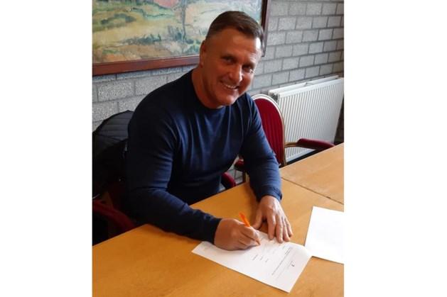 Voormalig profvoetballer Frits Nöllgen ook komend seizoen trainer van Passart/VKC