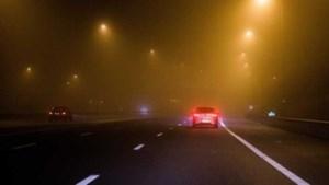KNMI waarschuwt weer voor gladheid op de wegen