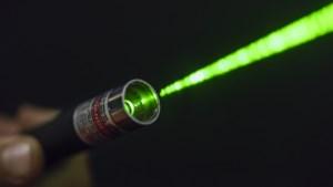 Laserpennen gevaarlijk voor helikopters Luchtmacht
