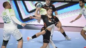 Luc Steins loodst handballers naar knap gelijkspel tegen Slovenië