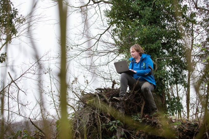 Juist in coronatijd online op ontdekkingsreis door de eigen tuin: 'Een boom is een natuurlijke airco'