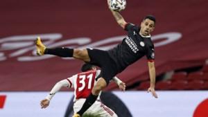 'Ajax-target' Eran Zahavi vereffent rekening in topper