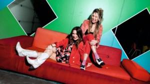Eva Crutzen en Yvonne van den Eerenbeemt: 'Wie weet gaan we ooit nog de theaters in als FreakNdel'