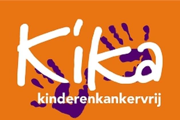 Statiegeldactie Jan Linders in Nieuw Bergen voor Kika levert meer dan tweehonderd euro op