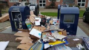 Boetes voor dumpingen van oud papier in Brunssum