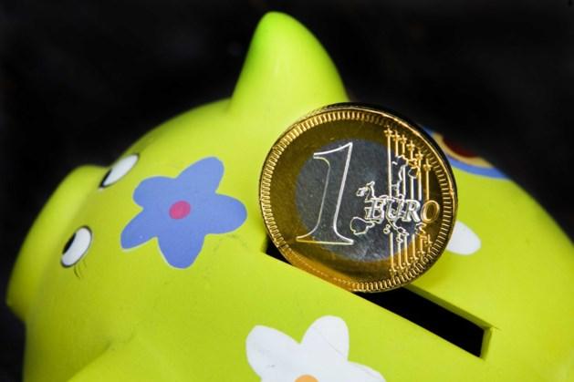 Europese huishoudens blijven flink sparen in de coronacrisis: 17 procent van het inkomen landt op de spaarrekening