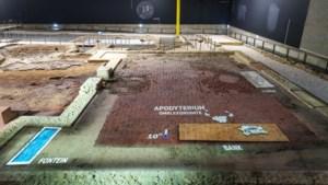 Heerlens Thermenmuseum verhuist - zonder zijn pronkstuk - voor enkele jaren naar andere locaties tijdens de ombouw tot Romeins Museum