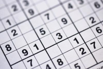 Sudoku 13 januari 2021 (1)