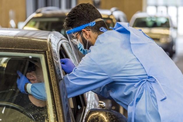 Voor het eerst sinds begin december minder dan 5000 nieuwe coronagevallen gemeld