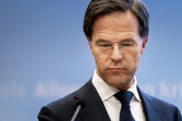 Rutte bevestigt: Nederland blijft tot zeker 9 februari in lockdown