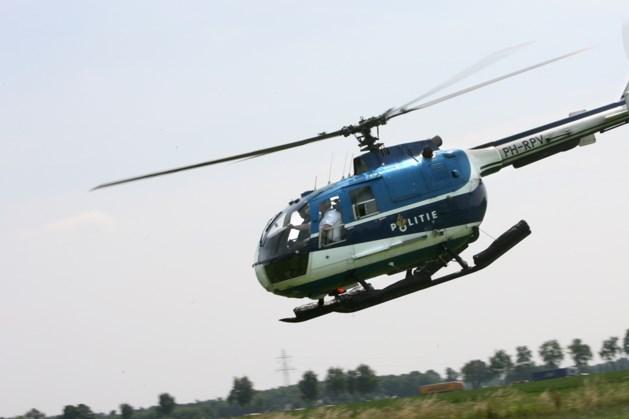 Ernstig verkeersongeval in Sittard, politie zet helikopter in