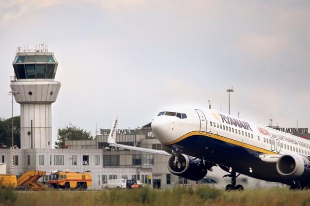 Ryanair schrapt tot eind maart vluchten tussen vliegveld Beek en Alicante
