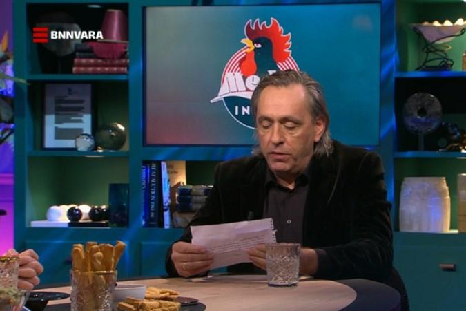 'Media Inside': bij het vleesgeworden chagrijn Marcel van Roosmalen is elk woord raak
