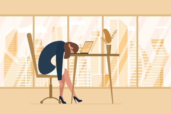 Depressief op het werk? Daar kun je best over praten