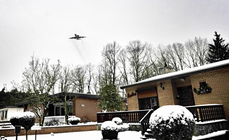Defensie probeert via de rechter Beekdaelen weer te dwingen meer ruimte te maken voor Awacs-vluchten