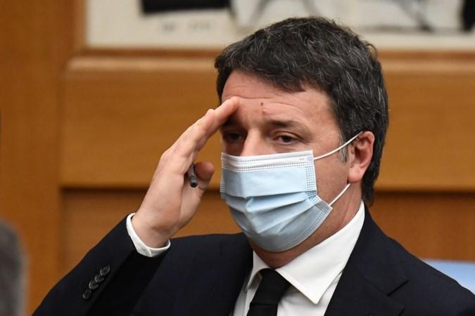 Renzi stort Italiaans kabinet in crisis