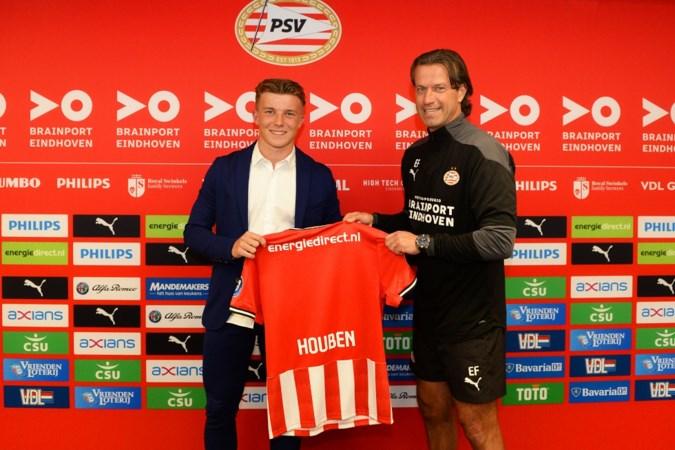 PSV-contract voor 16-jarige Iggy Houben uit Bocholtz, 'de beste sinds Boudewijn Zenden'