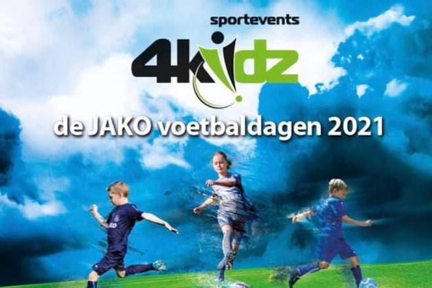 Inschrijven voetbaldagen SV Laar