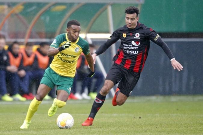 Roda JC laat oog vallen op middenvelder Ali Messaoud
