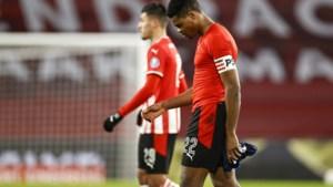 PSV loopt in eigen huis averij op tegen AZ