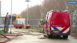 Metaalbewerkingsbedrijf in Blerick ontruimd om gevaarlijke stoffen