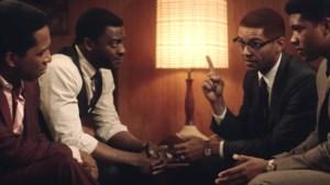 Filmrecensie: Dynamiek tussen acteurs in verfilming van onderonsje vier Afro-Amerikaanse beroemdheden