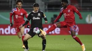 Holstein Kiel stunt tegen Bayern München in Duitse beker
