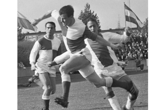 Na één wedstrijd voor Oranje was Wielly Quaedackers de rest van zijn leven oud-international