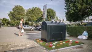 Containertuintjes in strijd tegen afvaldump in Venlo