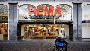 HEMA hard geraakt door lockdown: winkelketen zet alle leveringen 'on hold'