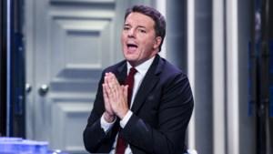 Italië is ex-premier Matteo Renzi beu, kabinet zoekt steun bij andere partijen