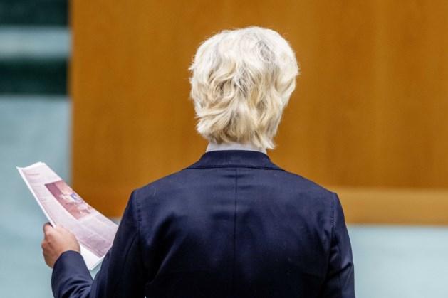 Geert Wilders wil na verkiezingen verder met vertrouwde gezichten