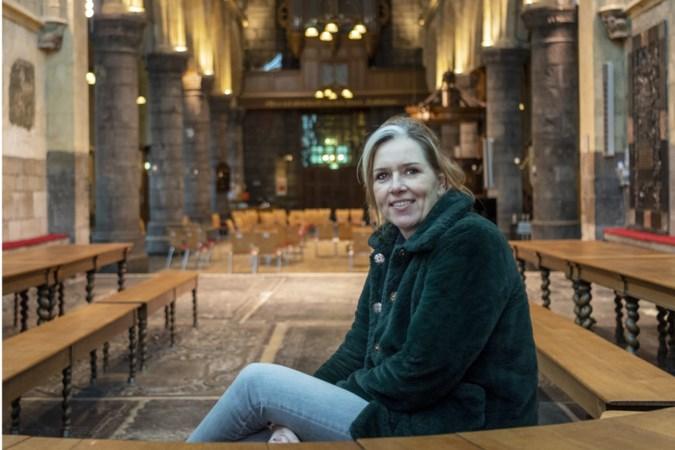 48-jarige Iris van der Heul is nieuwe predikant van de Sint Jan in Maastricht