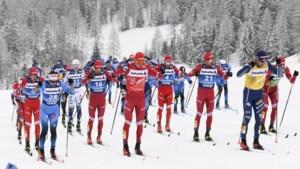 Rel in langlaufsport: Russen snappen niet waarom Noorse concurrenten wereldbeker laten schieten