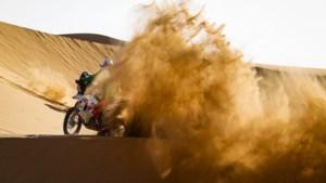 Motorrijder Cherpin overlijdt aan verwondingen val Dakar Rally